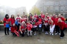 Over 1,000 fundraisers run for Birmingham Children's Hospital