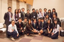 Toshiba Youth Club Asia Reaches its Culmination