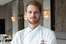 Edvin Chramer appointed new head chef of the Veranda