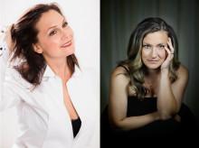 Romanssånger med Anna Larsson  & Francisca Skoogh