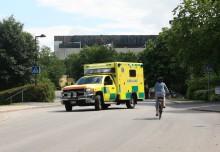 Ambulandsdirigeringen säkrad