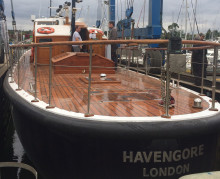 Sika Ltd: Havengore's Stunning New Deck is Unveiled Following Extensive Restoration