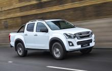 Premiär för en ny generation Isuzu pickup