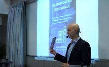 Så klarar vi invandring och digitalisering med miljonprogram för kunskap. Frukostseminarium i Göteborg 11/3