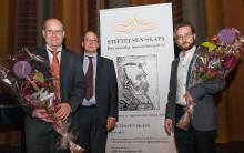 Två UIC-bolag på prispallarna när Sveriges största uppfinnarpriser delades ut