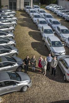 60 Renault Clio til Rudersdal