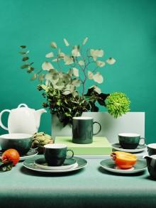 Mit Grün zu innerer Balance: Sanfte Pflanzentöne im Interior