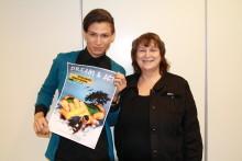 Pedro från Umeå är en överlägsen Norrlandsvinnare i affischtävlingen för Nolia Utbildning & Rekrytering!