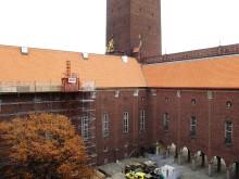 Sveriges bästa takläggare presenteras av Monier - 'King of Roofs 2013' tävlingen avgjord