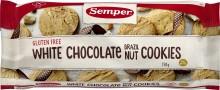 Glutenfria cookienyheter från Semper