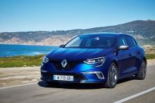 Renault Mégane åbner dørene hos landets Renault forhandlere