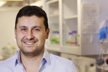 Pris till Innventias Ali Naderi för forskning på nanocellulosa