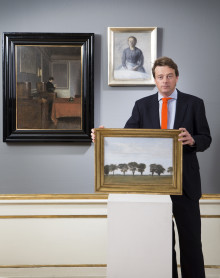 Hammershøi Auction in March 2016