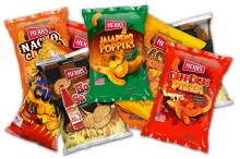 Gray's lanserar Herr's snacks i Norden