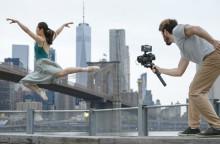 Flüssige Aufnahmen mit dem leichten und kompakten Ronin-SC - dem Einhand-Gimbal für spiegellose Kameras