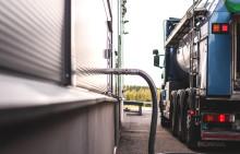 Följ med på en tur i en AdBlue®-tankbil från Arom-dekor Kemi!