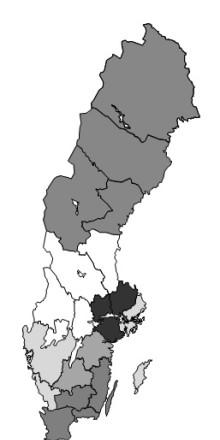 Slutbetänkandet i utredningen Statens regionala förvaltning