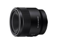 Sony lance l'objectif 50mm F2.8 Macro plein format