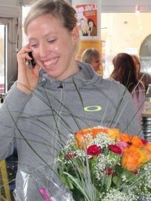 ASICS gratulerar Lisa Nordén till välförtjänt bragdguld
