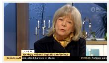 Kerstin och Mynewsdesk Now i media – ett urval.