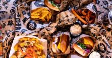 Bastard Burgers bjuder på gratis veganburgare till gymnasieelever i Luleå