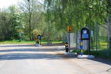 Tömningsstation för husbilar och husvagnar invigs i Gnesta