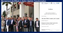 """Entscheider-Reise 2019 - """"10 Jahre Entscheider-Reisen"""""""