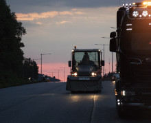 Peab Asfalt underhåller vägarna i Uppsala, Södermanland och Örebrolän