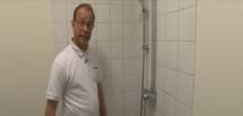 Titanias informationsfilm om vattenläckage och hur man stänger av vattnet enkelt och snabbt