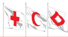 Ny lag ger röda korset, halvmånen och kristallen bättre skydd