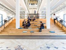 Villeroy & Boch eröffnet neues Büro- und Konferenzzentrum am Hauptsitz in Mettlach: Modernes Bürokonzept in der ehemaligen Tischkultur-Fabrik