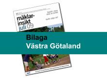Västra Götalands län: Bostadsmarknaden i Västra Götaland stabiliseras