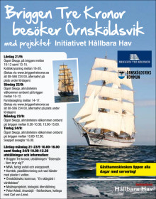 Program i Örnsköldsvik 21-24 september 2013