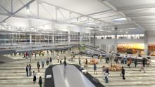 Utökad ankomsthall står klar på Göteborg Landvetter Airport