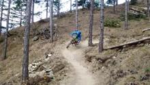 Neuer Bike Trail im Vinschgau: Der Propain Trail
