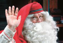 Joulun satua ja oikeaa sanomaa