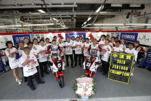 Katsuyuki Nakasuga Wins 8th All Japan JSB1000 Title and Adds Greater Glory to the YZF-R1's 20th Anniversary