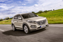 Hyundai Tucson pressinformation