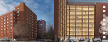 122 nybyggda studentbostäder släpps för bokning i Solna