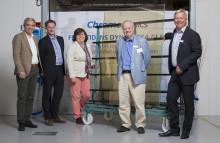 ChromoGenics inviger anläggning för tillverkning av ConverLight dynamiska glas