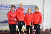 First 'Fred. Olsen Cruise Lines National Masters Curling Championships' to commence on Thursday 17th January 2019