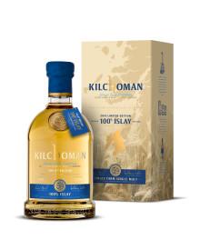 Kilchoman 100% Islay 8th Edition - Årets utgåva får uppdaterad stil och kostym