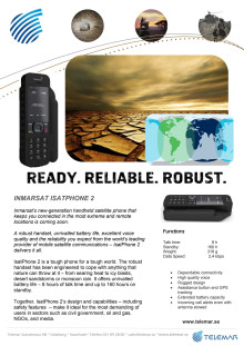 Satellittelefon IsatPhone 2