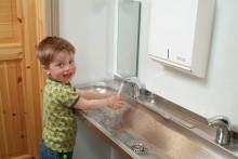 Smart vand gavner hygiejnen