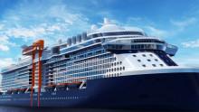 Det andet skib i Edge Class serien, præsenteres i Storbritannien i 2020