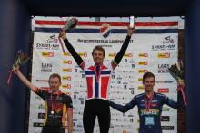 Invitasjon til pressetreff under sykkel-NM i Sandefjord
