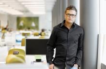 UIC-entreprenören Erik Englund blev Årets Uppsalastudent