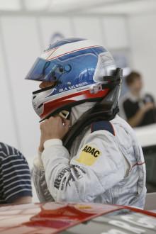 Svenske Ola Nilsson ställs mot före detta Formel 1-föraren Marc Surer