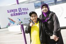 Gratis bussresa till Kulturkalaset för Framtidens hyresgäster