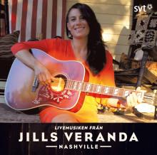 Musiken från Jills veranda, Nashville släpps nu på CD!